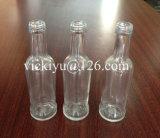 Bottiglia di vetro del piccolo liquore di alta qualità 30ml con con tappo a vite