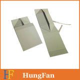 Подгонянная коробка пакета подарка бумажной магнитной квартиры закрытия складывая
