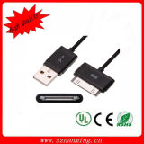 Norme USB Cable pour iPhone4 30pin Plug (NM-USB-015)