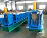 Rodillo de acero cuadrado práctico del canal del agua de Tianyu que forma la máquina