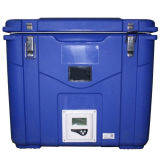 Caixa do refrigerador da qualidade superior 50L para o armazenamento do sangue (CE, ISO)