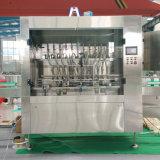 Máquina tampando de enchimento do petróleo automático
