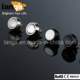 Open momentáneo 12m m Vandal Resistant Push Button Switch (V12)