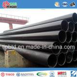 Tubo d'acciaio senza giunte del carbonio nero del grado B di ASTM A53