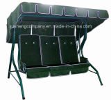 [هيغقوليتي] تصميم بسيط 3 [ستر] حديقة أرجوحة كرسي تثبيت