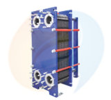 B100b Phe 2.5MPa Design Pressed Joint Joint Joint Heat Exchanger