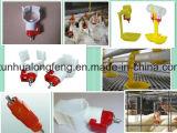 Buveurs potables de ligne/raccord de volaille automatique agricole de matériels pour des poulets