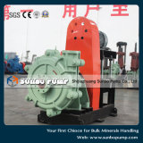 Bomba centrífuga resistente da pasta do processamento mineral de China