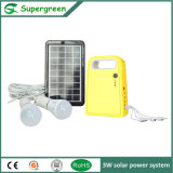 Portable 3W de SG 0603 outre de système d'alimentation solaire de réseau