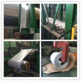 La bobina de acero galvanizada prepintada la anchura PPGI de 600/800/820 milímetro con muchos colorea