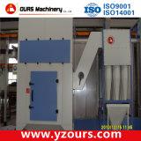 Machine d'enduit automatique de poudre avec petit/multi cyclone