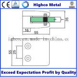 Quadratische Glasschelle für Edelstahl-Handlauf-und Balustrade-System