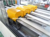 Producción del tubo del conducto del PVC cuatro y línea máquina de la protuberancia