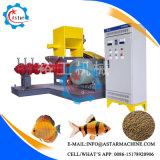 extrusora do alimento do porco 300-400kg/H/gato/cão/animal de estimação de Dirds