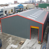 건축 디자인에 의하여 직류 전기를 통하는 가벼운 강철 구조물 창고