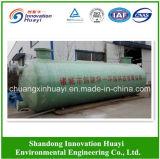 Sistema de recicl da água da lavanderia de Mbr