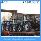 140HP二重機能のクラッチが付いている4WDの農業か小型耕作するか、または庭または電気またはDeutzエンジンのトラクター