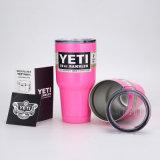 Copo colorido do Yeti da caneca de cerveja de Coffice do aço inoxidável de 30 refrigeradores da onça
