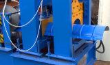 Rolo de aço da telha do tampão de Ridge do telhado da cor de Dx que dá forma à máquina