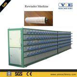 Machine plate d'extrudeuse de filé de pp et machine de Rewinder