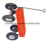 Пневматическая тележка инструмента фуры малышей колес покрышки 4