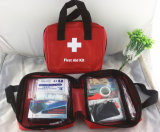 Jogo de primeiros socorros médico e saco dos primeiros socorros da emergência do carro