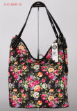 2015 Kleurrijke Manier Dame Fabric Leisure Shoulder Handbag