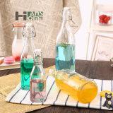 1000ml limpam o frasco de vidro fresco/frasco do petróleo/frasco do leite/frasco do suco