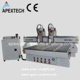 중국 CNC 대패 2030/MDF 문 생산 라인 CNC 기계