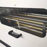 Yxcrのプラスチックコップの縁の圧延機またはプラスチック端カール機械またはプラスチックコップ韻を踏む機械またはコップの口の圧延機か自動カール機械