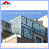 Dreifache Schicht-isolierendes Glas für passives Haus