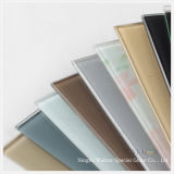 4-19mm Clear Flat Polished Tempered/Toughened Glass