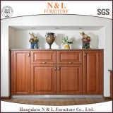 N&Lの高品質の骨董品MDF PVC食器棚