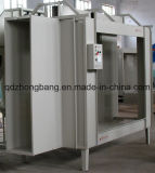 Alta qualità Single Station Coating Booth per Aluminum Profile