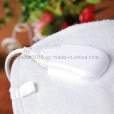 Couverture Heated électrique réglée de literie de polyester pour le chauffage