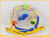 L'infante gioca la stuoia divertente del gioco del bambino della coperta del gioco del mondo del mare del polipo
