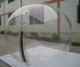 TPU/PVC 투명한 팽창식 물 걷는 공 가격, 공 형성되는 물병, 아이를 위한 팽창식 물 공에 의하여 및 성인