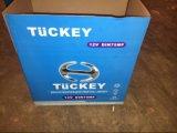 Batterij van de Auto van het Onderhoud 12V75ah van Tuckey DIN75mf de Vrije
