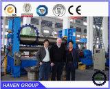 Custo de máquina hidráulico resistente do rolamento do cone de Krrass da máquina de rolamento W11S-20X3000 - máquina de dobra eficaz do rolo