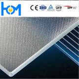 Lastra di vetro solare con la pellicola del rivestimento per il modulo solare