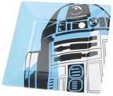 Caractères réglés de classique de vaisselle de mélamine de plaque de Star Wars