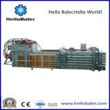 De halfautomatische Hydraulische Pers van het Papierafval met Transportband