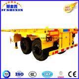 2 Axle/3 contenitore di scheletro dell'asse 40 '/del camion rimorchio pratico semi