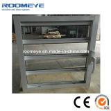 Indicador de alumínio do Jalousie com vidro desobstruído/alumínio Windows vidro geado
