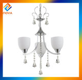 Glass White Energy Saving Pendant Chandelier Lighting for Home Project