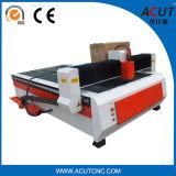 Máquina de estaca profissional do plasma de China para o metal