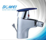 Одиночный стеклянный Faucet Bidet ручки (BM50604)