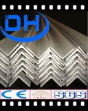 Het lange Product van het Staal galvaniseerde Hoek van het Staal van het Structurele Staal de Gelijke die in China wordt gemaakt