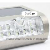 소형 태양 에너지 시스템 판매를 위한 휴대용 IP65 태양 벽 램프