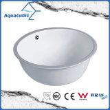 Bassin en céramique d'Underounter de bassin de salle de bains (ACB2001)
